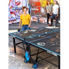 Типы теннисных столов